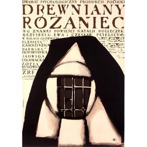 Drewniany rozaniec, Polish...