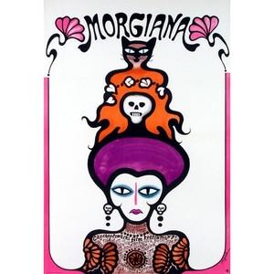 Morgiana,  plakat filmowy,...