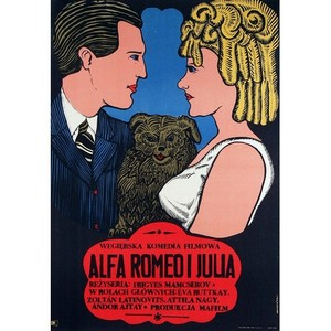 Alfa Romeo and Juliet,...