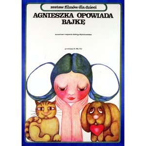 Agnieszka opowiada bajke
