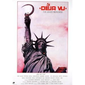 Deja Vu, Polish Movie Poster