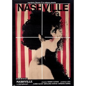 Nashville, Polish Movie Poster
