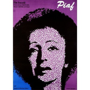 Piaf, Polish Movie Poster,...