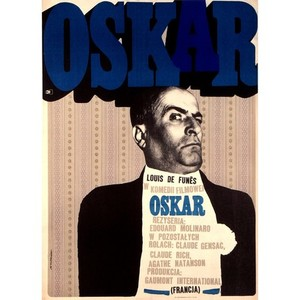 Oscar, Polish Movie Poster