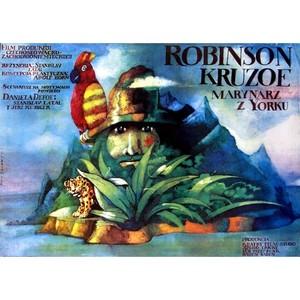 Robinson Crusoe, Polish...