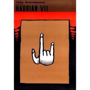 Hadrian VII, Peter Luke,...