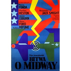 Midway, Polish Movie Poster