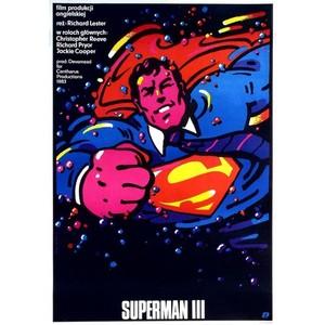 Superman 3, Polish Movie...