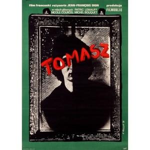 Tomasz, polski plakat...