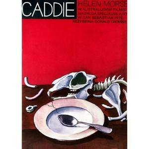 Caddie,  plakat filmowy,...