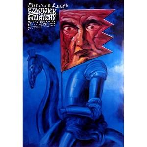 Man of La Mancha - Mitchell...
