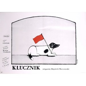 Klucznik, Polish Movie Poster