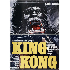 King Kong, Polish Movie...