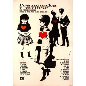 La Francaise et l'amour,...