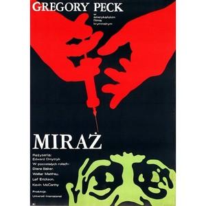 Mirage, Polish Movie Poster