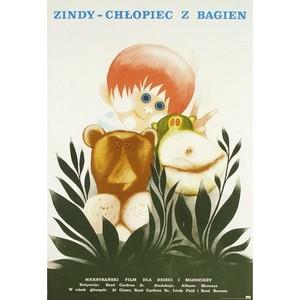 Zindy, the Swamp-Boy,...