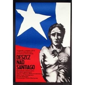 Il pleut sur Santiago