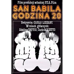 San Babila-8 P.M. , Polish...