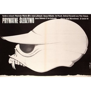 Prywatne sledztwo, Polish...