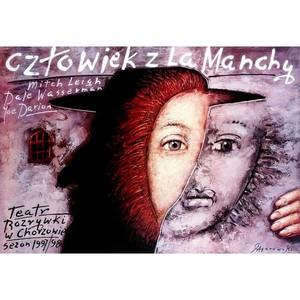 Man of La Mancha , Mitchell...