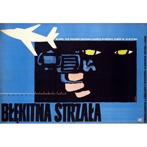 Blue Arrow, The, Polish...