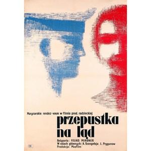 Przepustka na lad, Polish...
