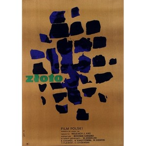 Gold, Polish Movie Poster