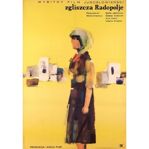 Radopolje, Polish Movie Poster