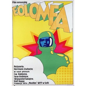 Eolomea, Polish Movie Poster