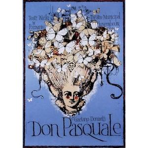 Don Pasquale, Donizetti,...