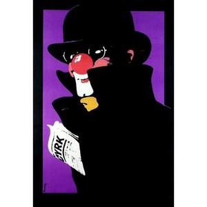 Cyrk, Spy Clown, Polish...