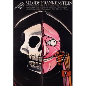 Młody Frankenstein,  plakat...