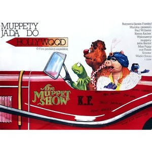 Muppet Movie, The, Polish...