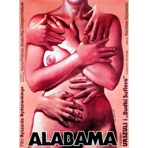 Alabama, Polish Movie Poster