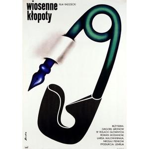 Wiosenne klopoty, Polish...