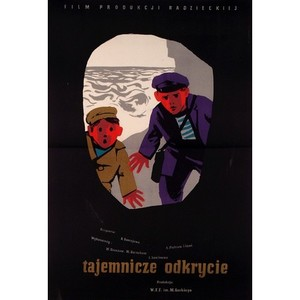 Tajemnicze odkrycie, Polish...