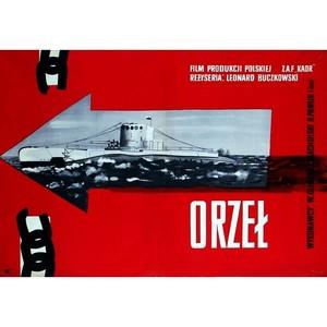 Orzel, Polish Movie Poster
