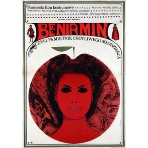 Benjamin, Polish Movie Poster