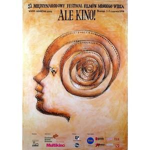 Ale Kino 22, Polish Poster