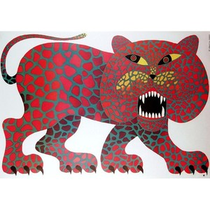 Circus, Roaring Tiger,...