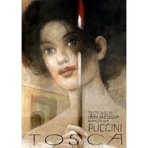 Tosca, Puccini, Polish...