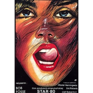 Star 80, Polish Movie Poster