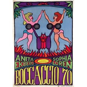 Boccaccio 70, Polish Movie...