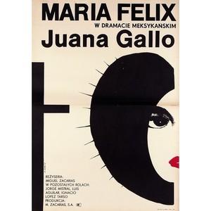 Juana Gallo, Polish Movie...
