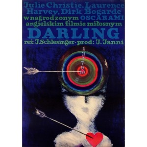 Darling, Polish Movie Poster