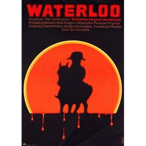 Waterloo, Polish Movie Poster