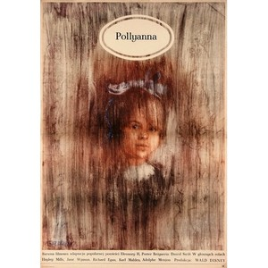 Pollyanna, Polish Movie Poster