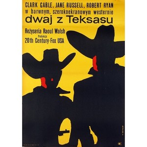 Tall Men, The, Polish Movie...