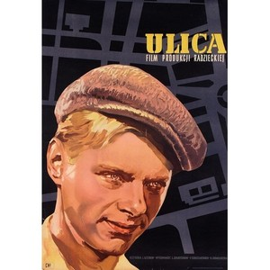 Ulica, Polish Movie Poster