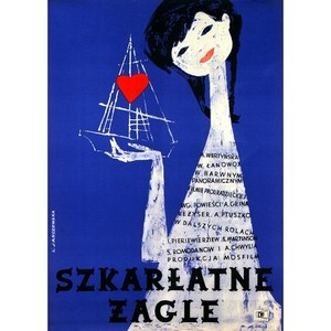 Scarlet Sails, Polish Movie...